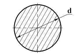 круг стальной