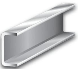 Гнутый швеллер